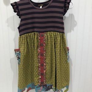 Matilda Jane You & Me Dress  Size 12